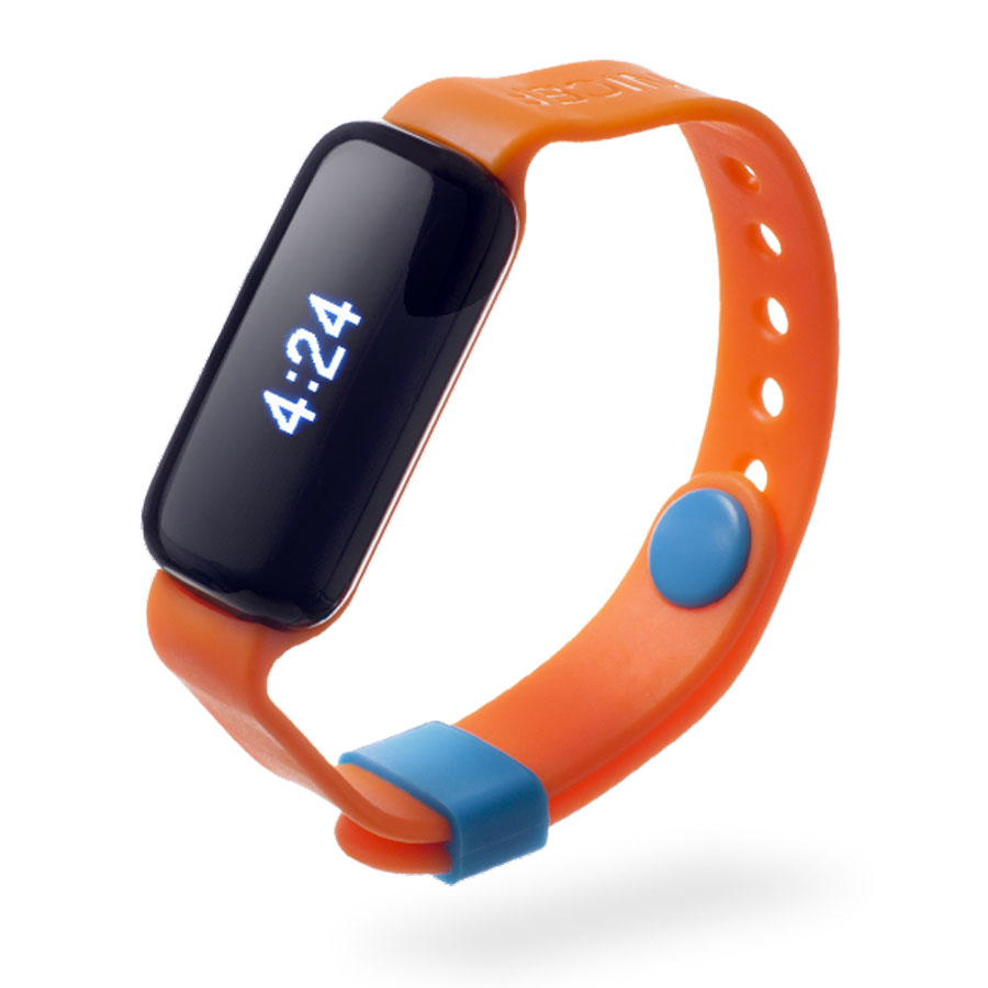 UNICEF Kid Power Band Orange – ITFW Timepieces